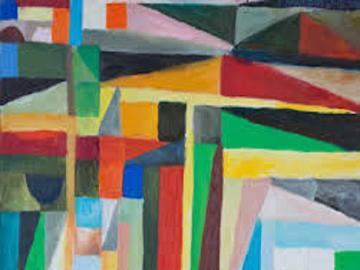 Mosaico - Mosaico de colores.
