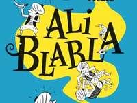 Aliblabla - Εξώφυλλο βιβλίου Aliblabel