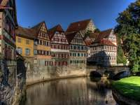 Germany Schwabisch Hall - Beautiful German city