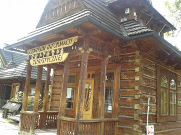 Zakopane - Dom w polskich górach