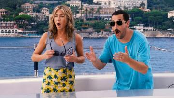 Deadly cruise - Murder Mystery - Zabójczy rejs / Murder Mystery. The latest film by Kyle Newacheck (Game Over, Man!) Is based on a v