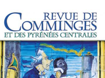 Comminges - Couverture de la Revue de Comminges 2019-1
