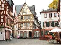 Mainz in Deutschland - Eine märchenhafte deutsche Stadt