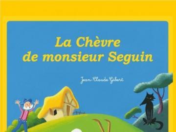 Koza pana Seguina - Uzupełnia układankę okładki książki kozy M. Seguina