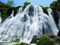 Vista de conto de fadas - Férias, verão, turismo, descanso