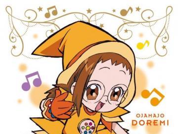 Ojamajo doremi - ojamajo doremi (hazuki)
