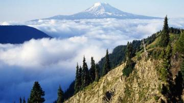 Mount Adams, Washington, United States - Mount Adams, Washington, United States