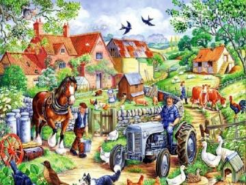 Rural landscape - Rural landscape landscape