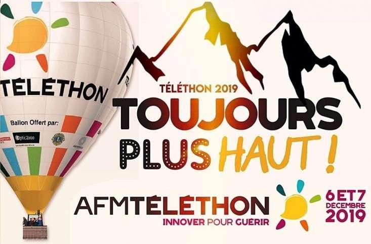 Telethon - Poster to support the telethon 2019