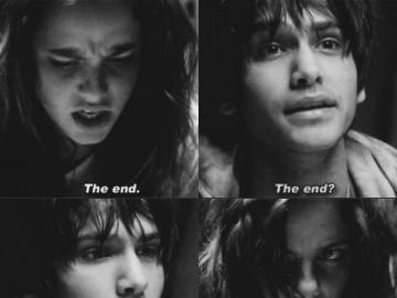 Effy Freddie scene - the end questions answers