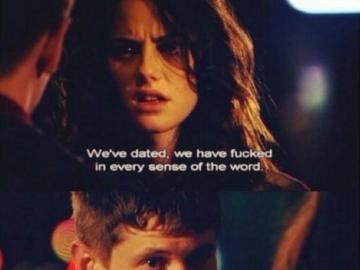 Cook and Effy - we are cook and effy in every sense of the words