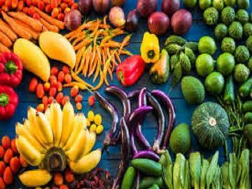 Fruits  - KOLOROWE  WARZYWA I OWOCE    .