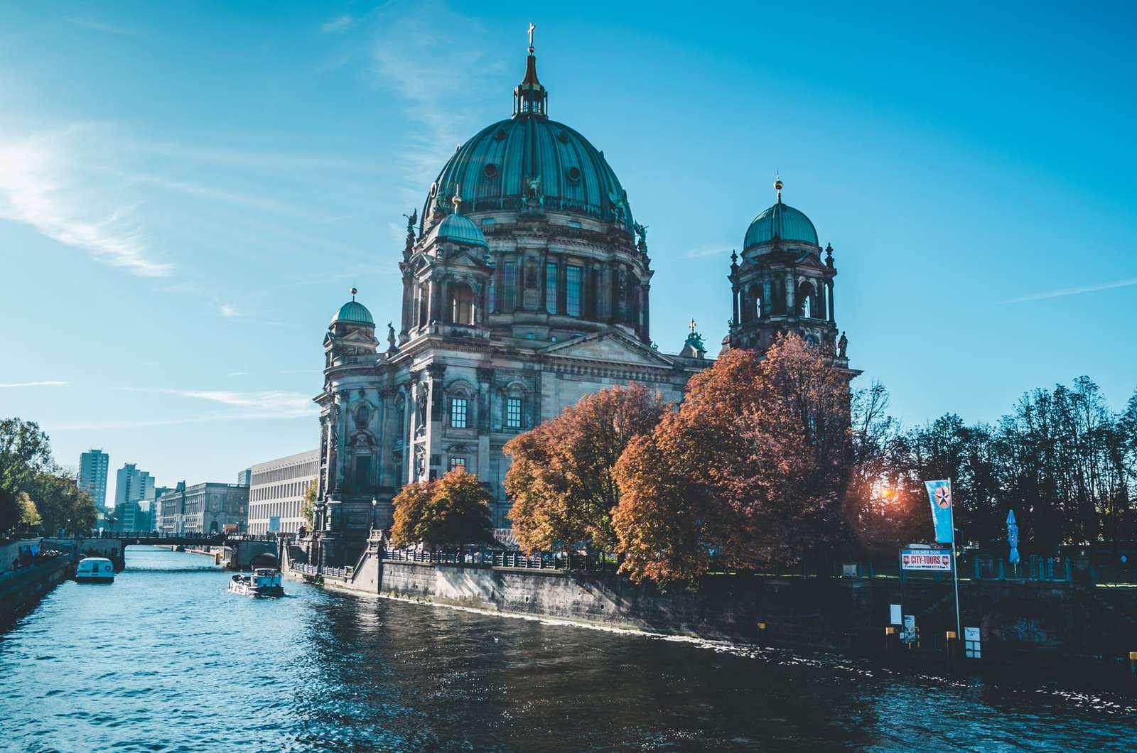 Berlim colorida, Alemanha quebra-cabeça online