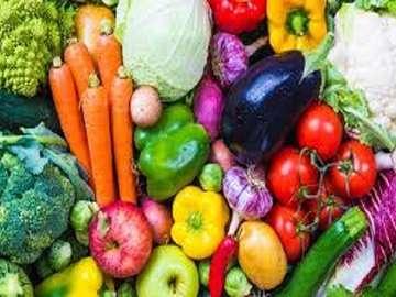 Warzywa i owoce . - Warzywa i owoce                     .