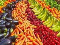 Gemüse und Obst. - Gemüse und Obst,