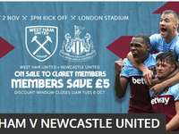 West Ham - West Ham - Newcastle