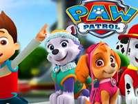 Paw Patrol - Патрулен лапа - комплект 2