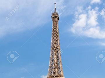 tour eiffel - eiffel tower, elementary puzzle