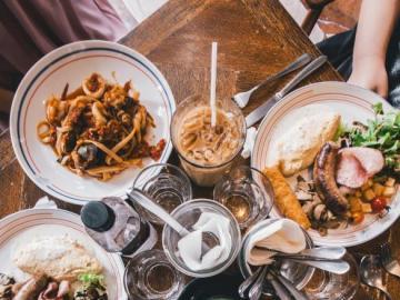 Desayuno en Bangkok - Deliciosa comida en Tailandia. Desayuno en Bangkok.