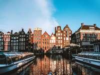 Пътувания Холандия, Амстердам