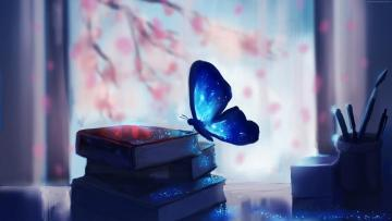 magic butterfly - magic blue butterfly books magical dust