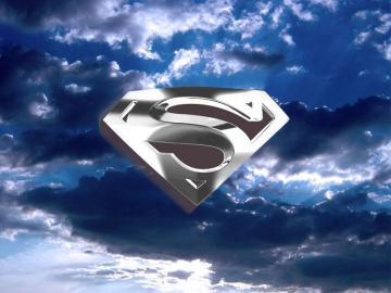 nadczłowiek - Logo Supermana