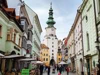 Bau in der Slowakei - Ein schönes Foto von der Slowakei