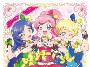 kiratto prichan miracle kiratts - kiratto prichan miracle kiratts