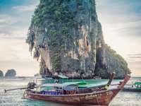 Phra Nang Prinzessin Cave, Krabi - Phra Nang Prinzessin Cave, Krabi. Eine der interessantesten Attraktionen der Provinz Krabi ist die P