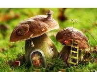 huizen voor lieveheersbeestjes