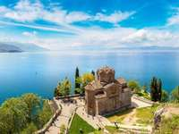Beautiful Macedonia in the Balkans