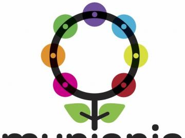 MUNIANIA - This is the logo of the Munii Foundation, puzzles were created for children who come to classes
