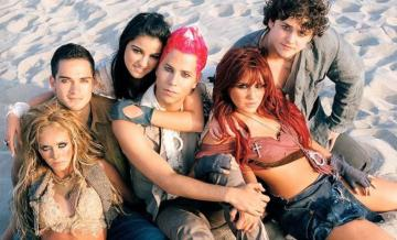CELESTIAL RBD REBEL - RBD ALBU, M HEAVENLY, TO REMEMBER THE ILLUSION AND ITS MUSIC