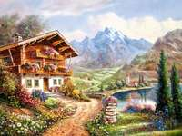 Ferienhaus in wunderschöner Umgebung