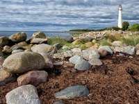 Baltic Sea. - Jigsaw puzzle. Landscape. Baltic Sea.