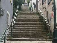 σκάλες, σκάλες - schody, schody, schody