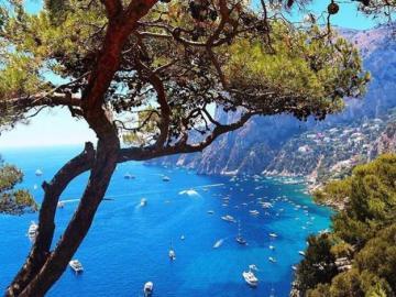 Capri, Italy - Oj la la Oj la la Oj la la