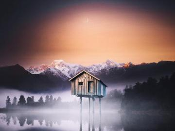 dreamy home - somewhere in my mind somewhere in the other dimension