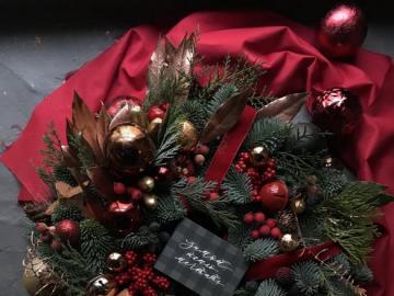 Christmas headdress - Christmas decoration