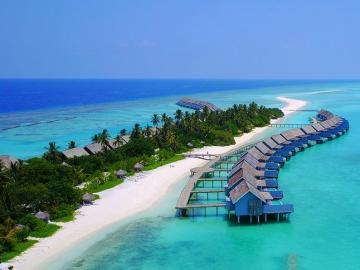 Maldives. - Puzzle: Far Maldives.