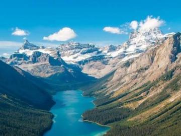 Marvel Lake, British Columbia Canada - oj la la la oj la da va