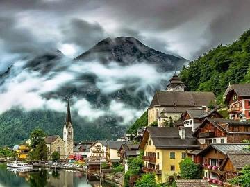 Hallstatt, Austria - oj la la oj la la oj la la