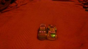 Cars 3 team Vitoline #24 - This is just a puzzle of the Cars 3 team Vitoline #24