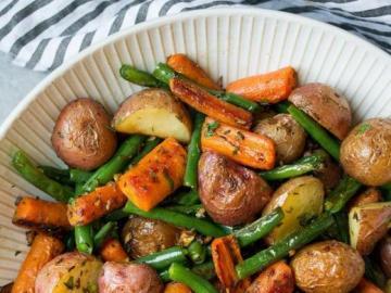 Zapiekane warzywa - Zapiekane warzywa po polsku