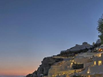 Santorini, Greece - Oj la la Oj la la Oj la la