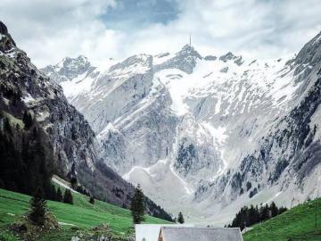 Appenzell, Szwajcaria - oj la la oj la la oj la la