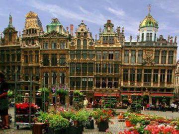 beautiful Belgium - oh oh oh oh oh oh oh oh