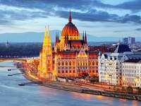 Βουδαπέστη. - Węgierska układanka