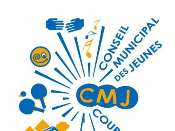 CMJCourbevoie - logo della CMJ de Courbevoie