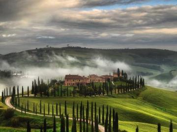 Toskania, Włochy - oj oj oj o0j oj oj oj